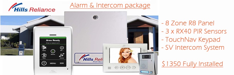Hills Reliance & Intercom Special